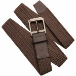 Arcade Belts Mens Norrland-Dark Brown/Brown-M