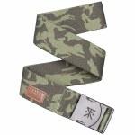 Arcade Belts Mens Ranger Roark Collab Belt-Green Camo-OS