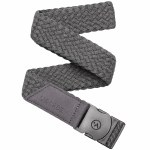 Arcade Belts Mens Vapor Belt-Grey-OS