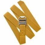 Arcade Belts Mens Guide Slim Belt-Golden Rod-OS