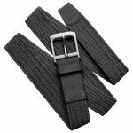 Arcade Belts Mens Norrland Belt-Black/Black-M