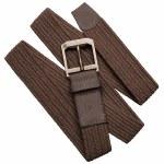 Arcade Belts Mens Norrland Belt-Dark Brown/Brown-M