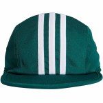 Adidas Stripes 4 Panel Hat-Collegiate Green-OS