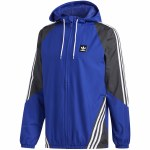 Adidas Insley Jacket-Active Blue/Dgh Solid Grey/White-M