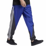 Adidas Insley Track Pant-Active Blue/Dgh Solid Grey/White-XL
