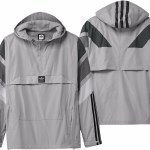 Adidas 3ST Track Jacket-Light Granite/Dgh Solid Grey/Grey Five/Clear Onix-L