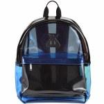 BumBag Bradley Scout Backpack-Black/Blue-OS
