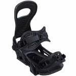 Bent Metal Mens Solution Snowboard Binding-Black-M