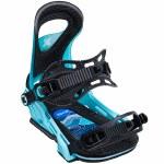 Bent Metal Mens Upshot Snowboard Binding-Blue-M