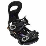 Bent Metal Mens Transfer Snowboard Binding-Slate-M