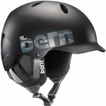 Bern Boys Bandito w/ MIPS Helmet-Matte Black Camo Logo-S/M