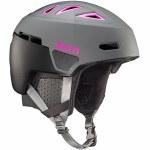 Bern Heist MIPS-E2 Helmet-Matte Grey/Pink-S