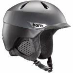 Bern Weston Peak Helmet-Satin Black Two-Tone-M
