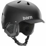 Bern Watts w/MIPS Helmet-Matte Black-S