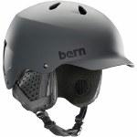 Bern Watts Helmet-Matte Grey-M