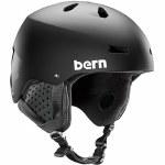 Bern Macon w/MIPS Helmet-Matte Black-M