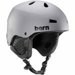 Bern Macon w/MIPS Helmet-Matte Grey-M