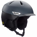 Bern Mens Weston Peak MIPS E2 Helmet-Satin Black Two Tone-M