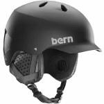 Bern Watts Helmet w/MIPS-Matte Black-S