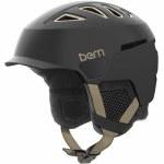 Bern Heist Brim Helmet Womens-Satin Black-S