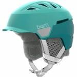 Bern Heist Brim Helmet Womens-Satin Teal-M