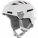 Bern Heist Helmet Womens-Satin White-S