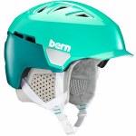 Bern Heist Brim Helmet-Satin Teal-M
