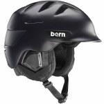 Bern Rollins Helmet-Matte Black-S