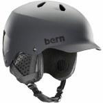 Bern Watts w/MIPS Helmet-Matte Grey-M