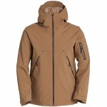 Billabong Mens Expedition Jacket-Ermine-L