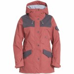 Billabong Womens Scenic Route Jacket-Vintage Plum-M