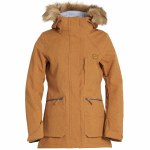 Billabong Womens Into The Forest Jacket-Beeswax-M