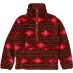 Billabong Womens Switchback Pullover Jacket-Chestnut-L