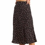 Billabong Womens Wild And Free Skirt-Black-28