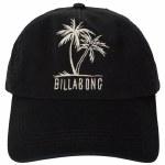 Billabong Womens Surf Club Hat-Black/Moon-OS