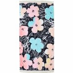 Billabong Warhol Towel Womens-Black Sands-OS