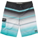 Billabong All Day X Stripe Boardshort Boys-Black-24