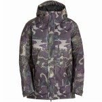 Billabong Dynamite Snowboard Jacket-Camo-XL