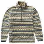 Billabong Boundry Mock Neck Half Zip-Multi-XL