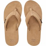 Billabong All Day Leather Sandal-Sand-10