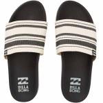 Billabong Surf Retreat Sandal-Black/White-7
