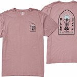 Billabong Mens Shaman Short Sleeve T-Shirt-Iris-S