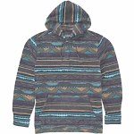 Billabong Mens Furnace Anorak Jacket-Bermuda-M