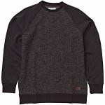 Billabong Mens Balance Crew Sweatshirt-Black-XL