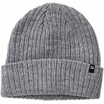 Billabong Mens Arcade Beanie-Grey Heather-OS
