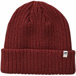 Billabong Mens Arcade Beanie-Oxblood-OS