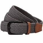 Billabong Mens Garza Belt-Pewter-OS