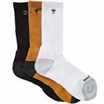 Billabong Mens Mixed Bag Crew Sock-Mixed-OS