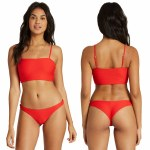 Billabong Womens Tanlines Tank Bikini Top-Fuego-M