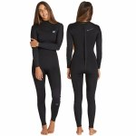 Billabong Womens 403 Furn Syn BZ Gbs Full Suit-Black-8